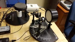 Ultrasound tortuosity meter