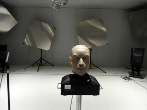 artificial head ICAR acoustics montreal