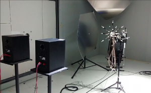 Beamforming antenna spherical ICAR acoustics montreal