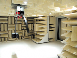 anechoic chamber ICAR acoustics montreal